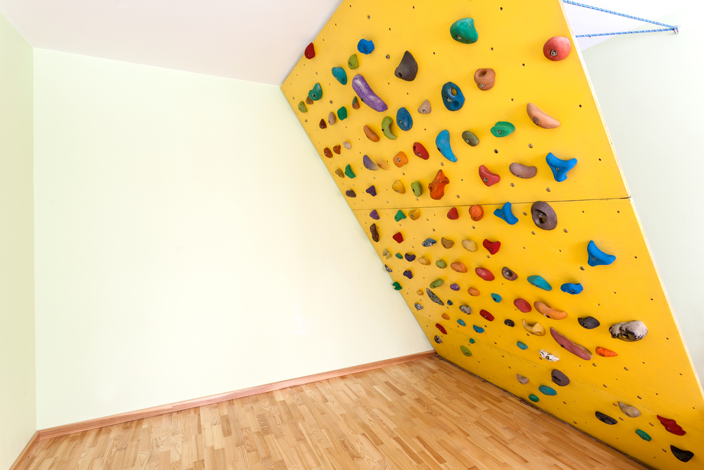 Kletterwand bauen so gelingt 39 s sicher und einfach - Kletterwand selber bauen ...