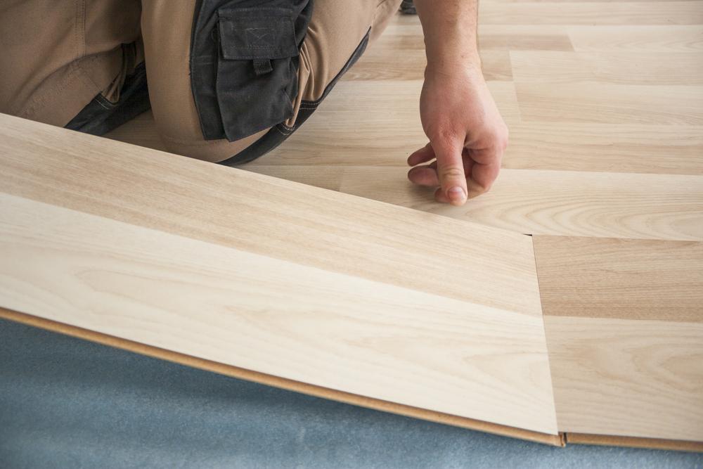 klick laminat verlegen tricks und tipps. Black Bedroom Furniture Sets. Home Design Ideas
