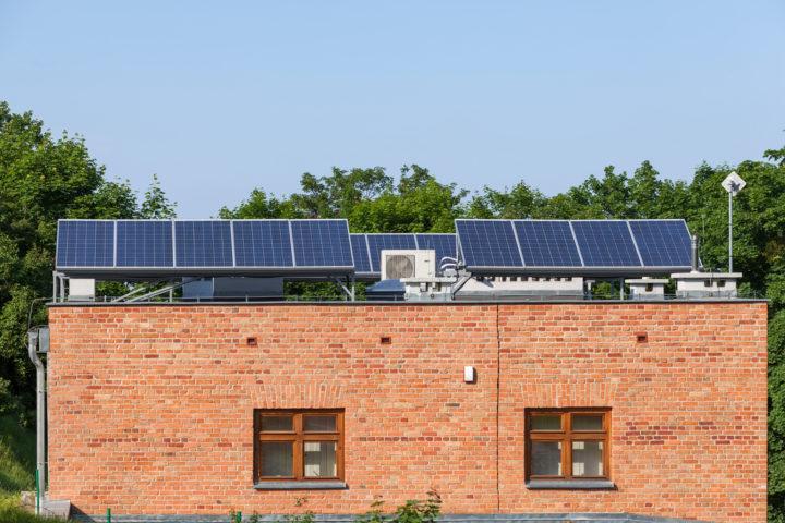 klimaanlage-auf-dem-dach