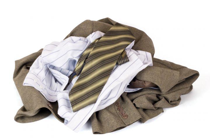 krawatte-reinigen