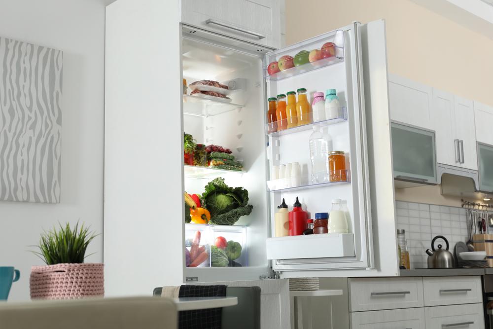 Kühlschrank Auf Gefrierschrank Stellen