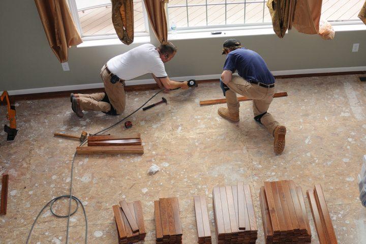 Fußboden Ausgleichen Mit Osb Platten ~ Laminat auf osb platten verlegen darauf ist zu achten