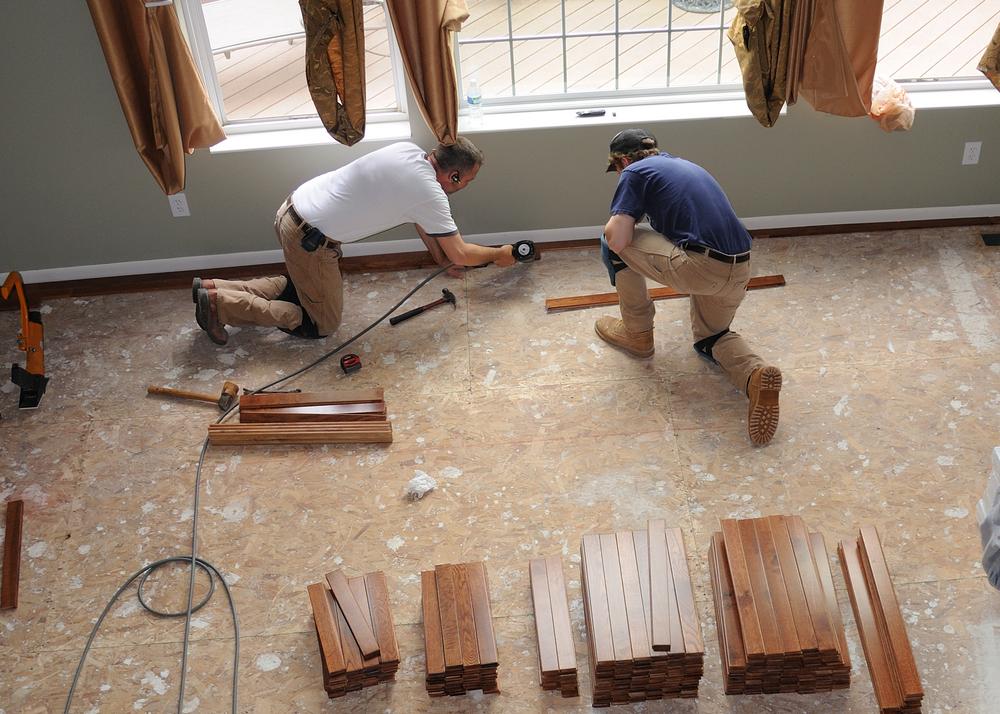 Osb Fußbodenplatten Verlegen ~ Laminat auf osb platten verlegen » darauf ist zu achten