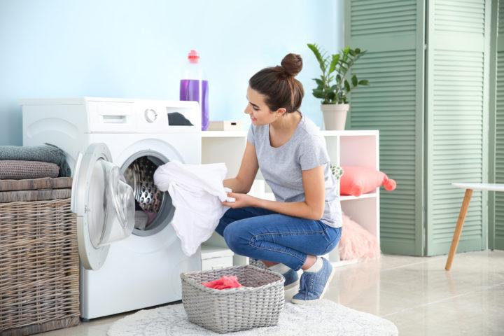 leinen-waschen
