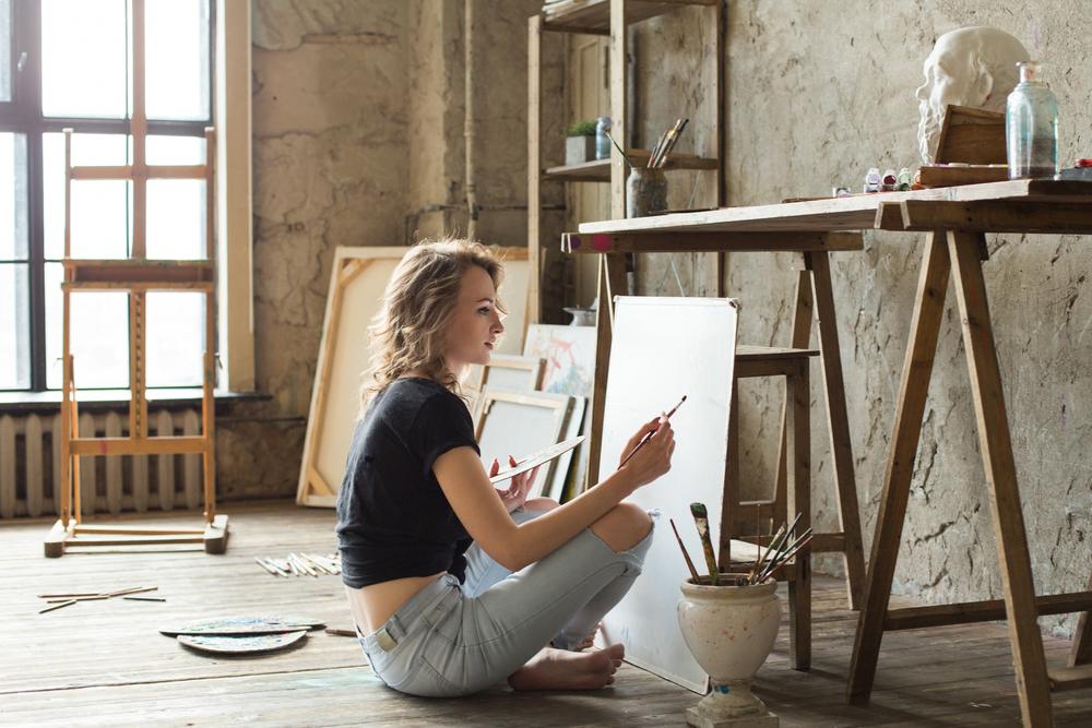 gro z gig wie ein bilderrahmen f r die leinwand bauen zeitgen ssisch bilderrahmen ideen. Black Bedroom Furniture Sets. Home Design Ideas