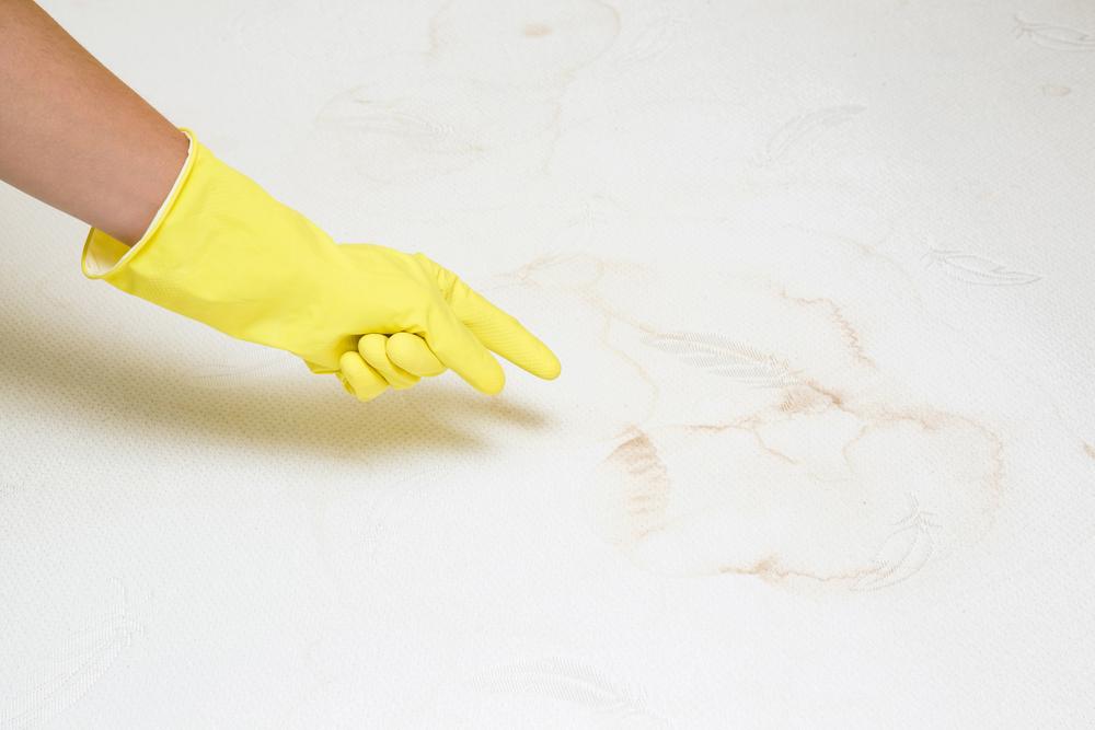 Matratze reinigen » Diese Hausmittel wirken Wunder