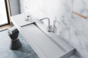 mineralguss-waschbecken-versiegeln