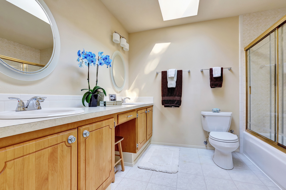 Mineralputz im Bad auftragen » Diese Kosten sind zu erwarten
