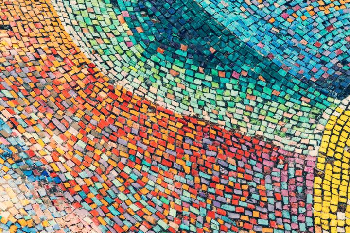 mosaik-versiegeln