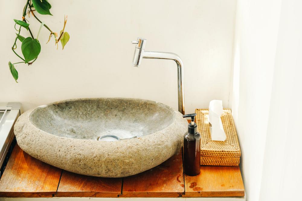 naturstein waschbecken welche nachteile gibt es. Black Bedroom Furniture Sets. Home Design Ideas
