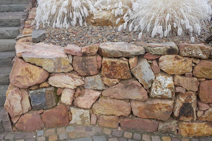 Gut bekannt Natursteinmauer am Hang » Darauf ist zu achten RO45