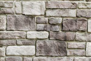 Natursteinmauer mauern