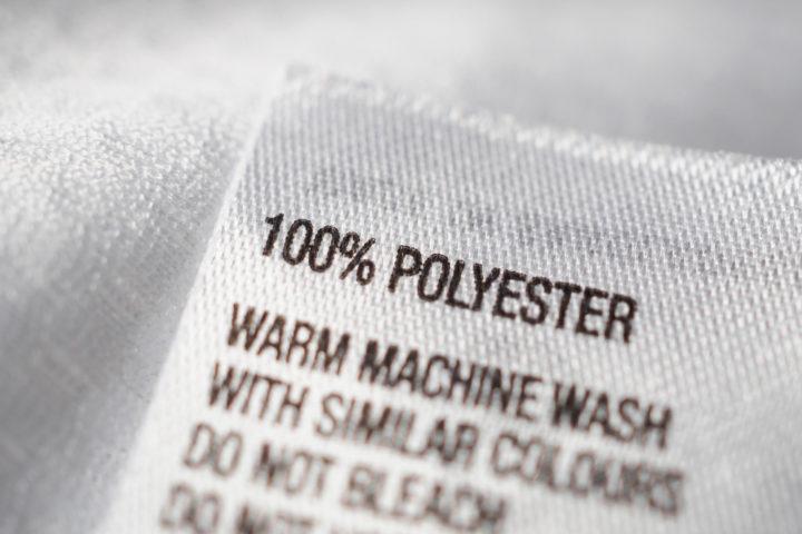 polyester-bleichen