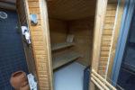 sauna-wandaufbau