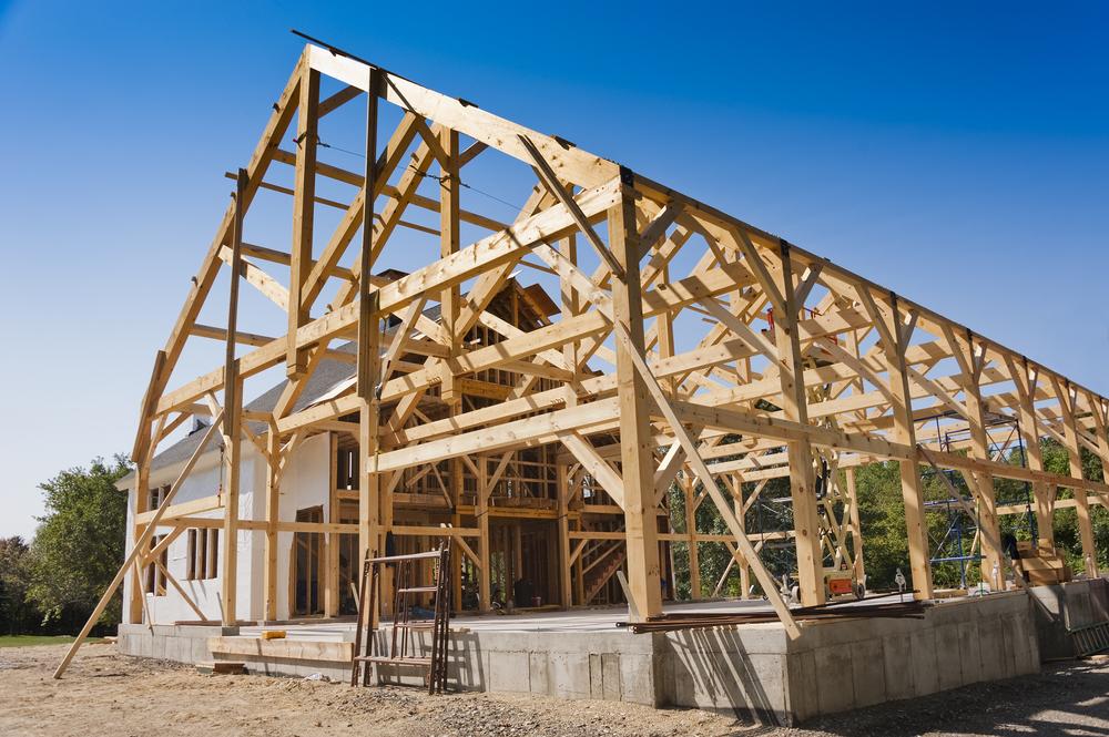 Berühmt Scheune bauen » So gelingt das Vorhaben &FR_61