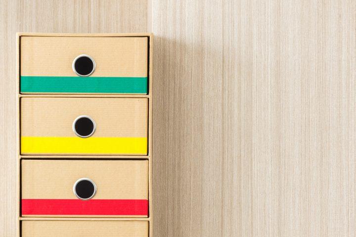Häufig Schubladenbox aus Pappe selber basteln » So geht's UX49