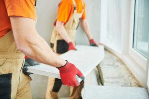 steinfensterbank-einbauen