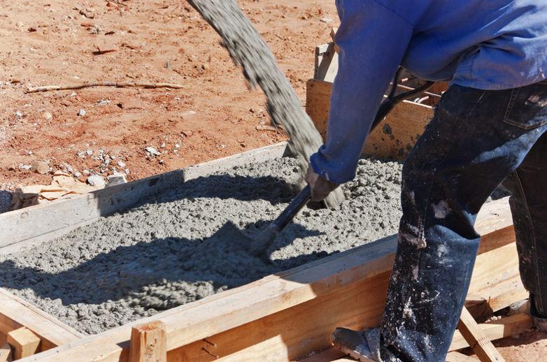 Streifenfundament erstellen in 3 schritten zum fertigen - Fundament gartenhaus anleitung ...