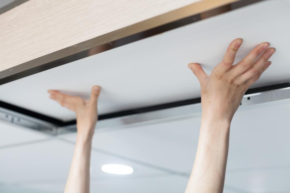 Styropor Deckenplatten Entfernen Tipps Und Tricks