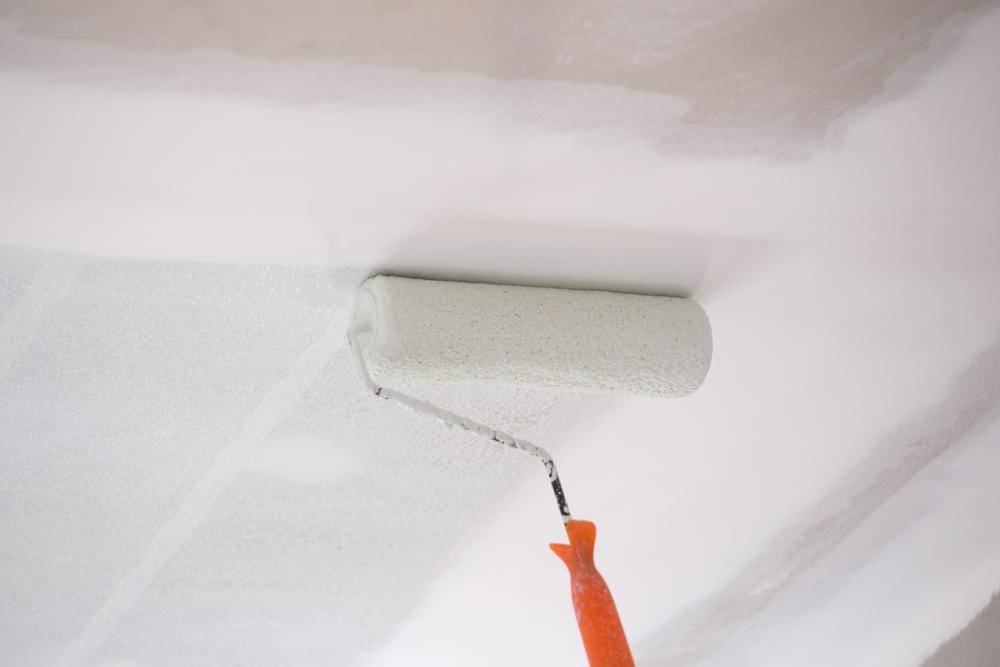 Styropor Deckenplatten Streichen Anleitung In 4 Schritten