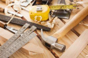 tischlerwerkzeug-liste