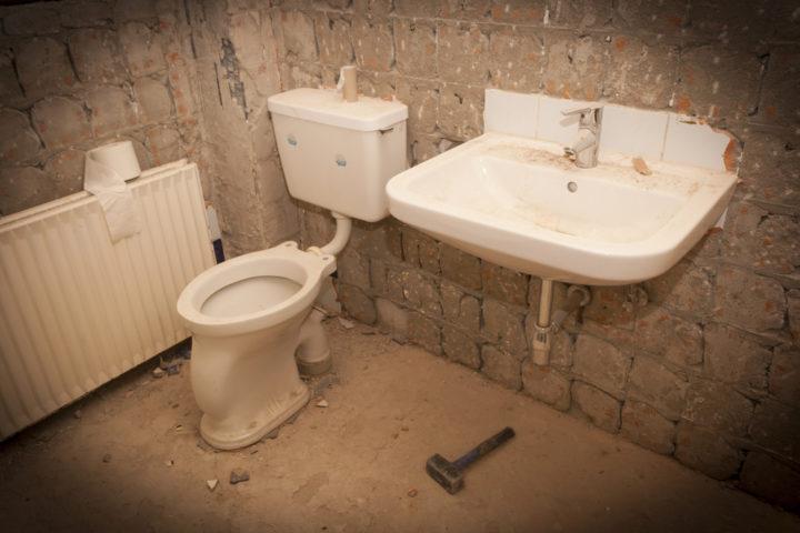 toilette-streichen