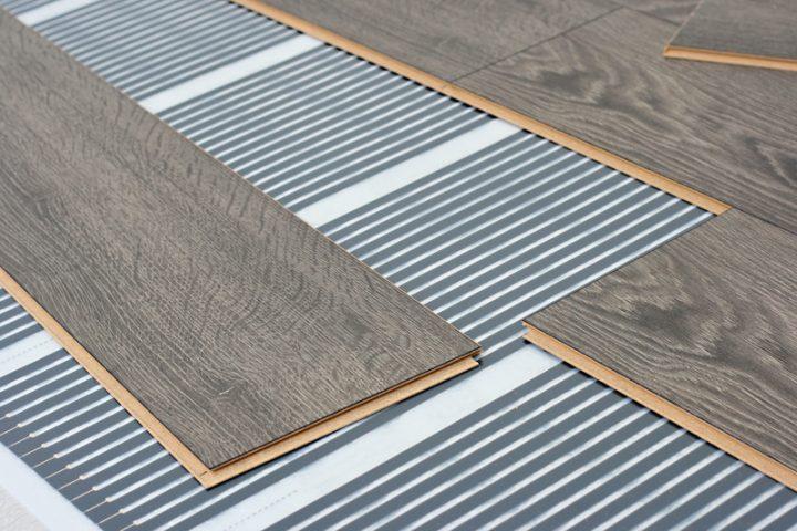Häufig Trittschalldämmung für die Fußbodenheizung - Darauf müssen Sie achten FJ36
