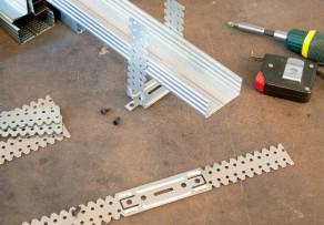 trockenbauwand erstellen anleitung so wird 39 s gemacht. Black Bedroom Furniture Sets. Home Design Ideas