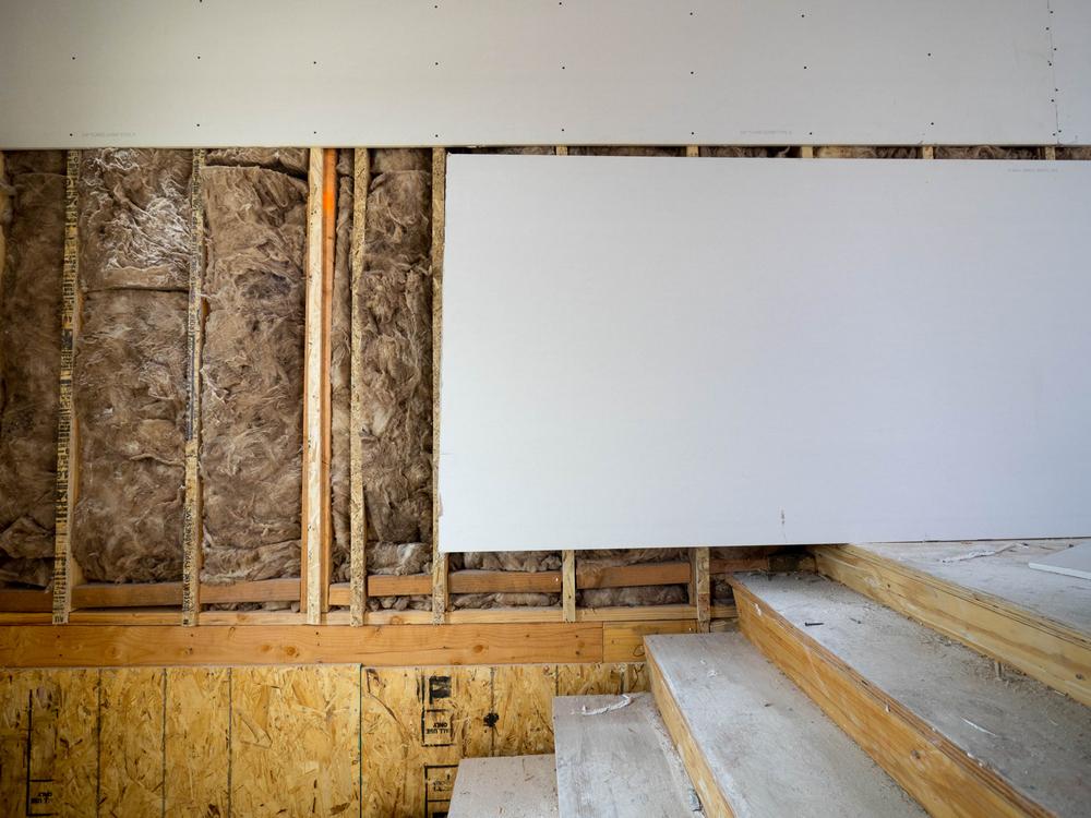 trockenbauwand aus holz eine aufbau anleitung. Black Bedroom Furniture Sets. Home Design Ideas