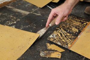 vinylboden-entfernen