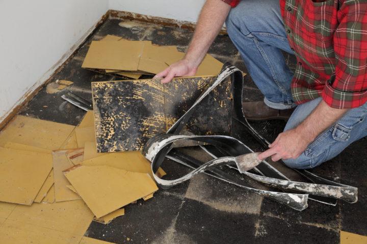 vinylboden-entsorgen