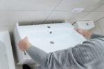 vorwandelement-waschtisch-einbauen