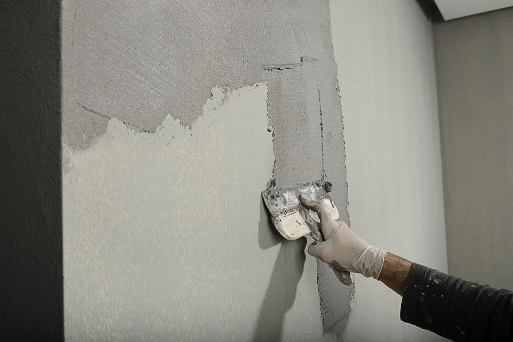 Wände renovieren » Diese Maßnahmen stehen an