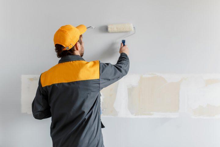 Wände weiß streichen » So gelingt\'s am besten