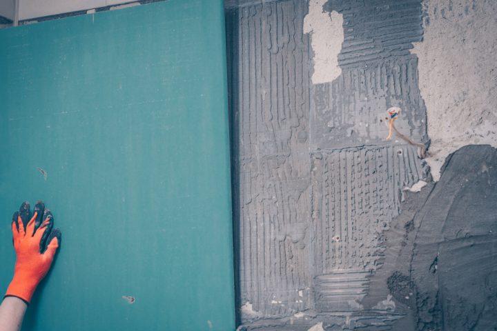 Top Wand mit Rigips verkleiden » So machen Sie's richtig SQ49
