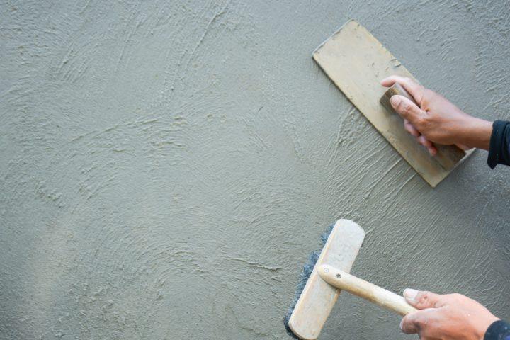 Wand Muster wand verputzen so erzeugen sie muster und strukturen