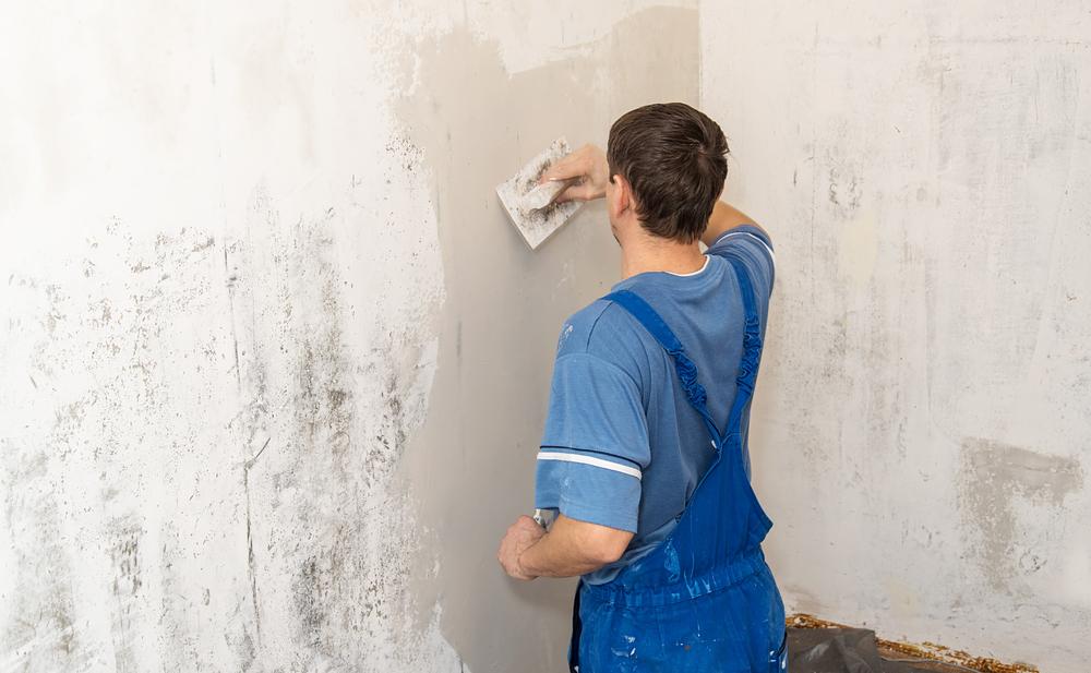 Wand verputzen » Detaillierte Anleitung