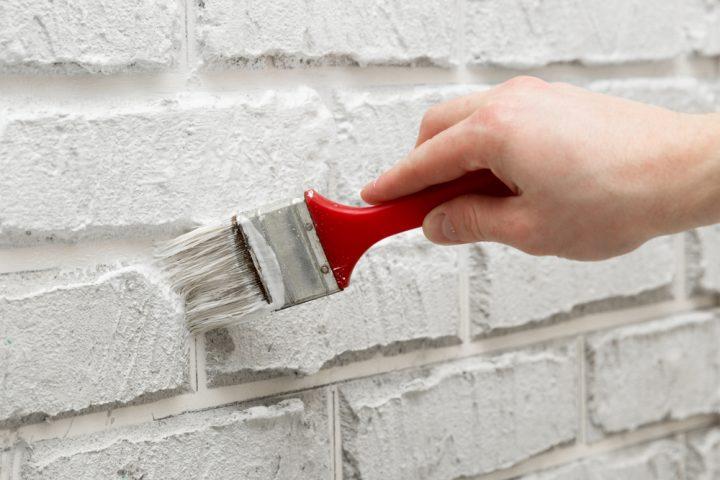 Wand Versiegeln wand innen abdichten anleitung in 5 schritten