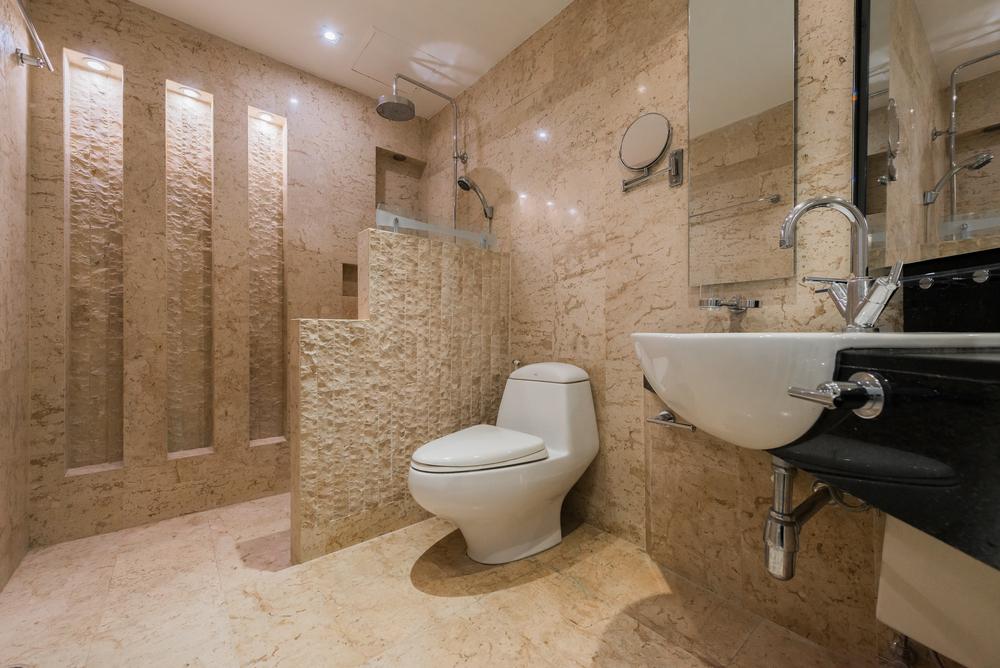 wandheizung in dusche die vorteile und m glichkeiten. Black Bedroom Furniture Sets. Home Design Ideas