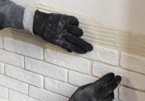 Wandpaneele anbringen schrauben nageln oder kleben - Wandpaneele kleben ...