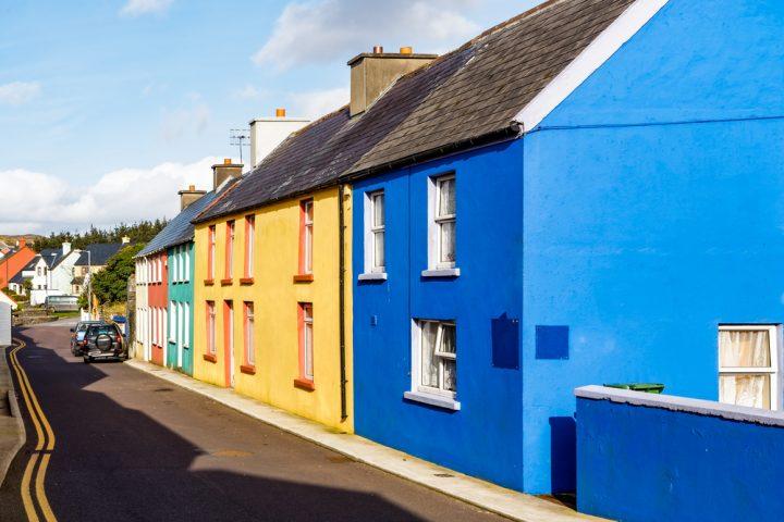 Welche Fassadenfarbe Passt Zu Welchem Haus Schone Ideen