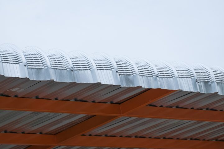 Berühmt Wellplatten-Dach bauen » So geht's ganz einfach IB19