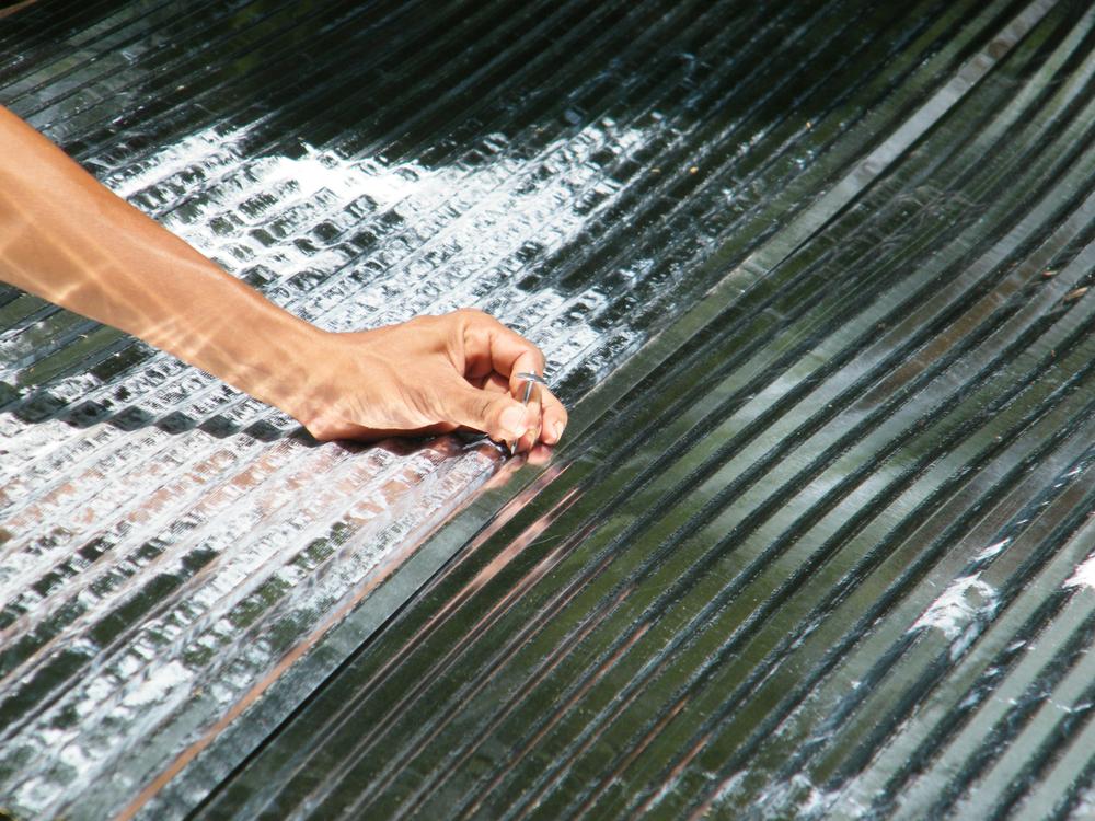 Beliebt Bevorzugt Wellplatten verlegen » So bringen Sie sie an &PW_63