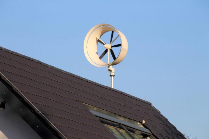 windrad-auf-dach