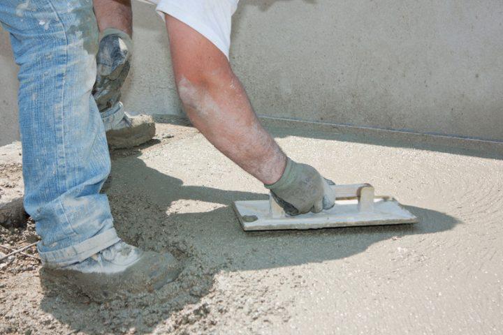 Relativ Zementestrich für die Fußbodenheizung - Vor- und Nachteile EL62